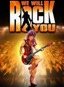 Resultado de imagen de we will rock you musical