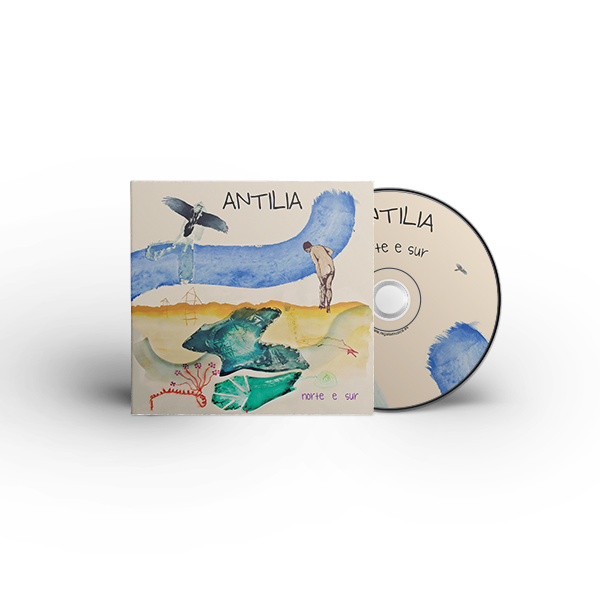 ANTILIA – NORTE E SUR – CD 2016
