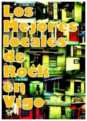 los mejores locales de rock en vigo