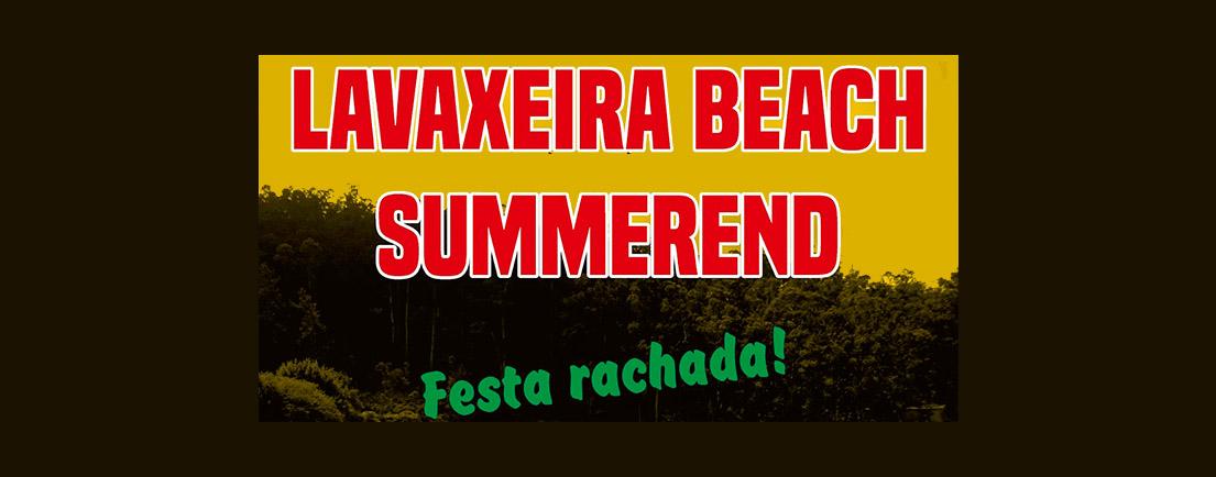 lavaxeira beach