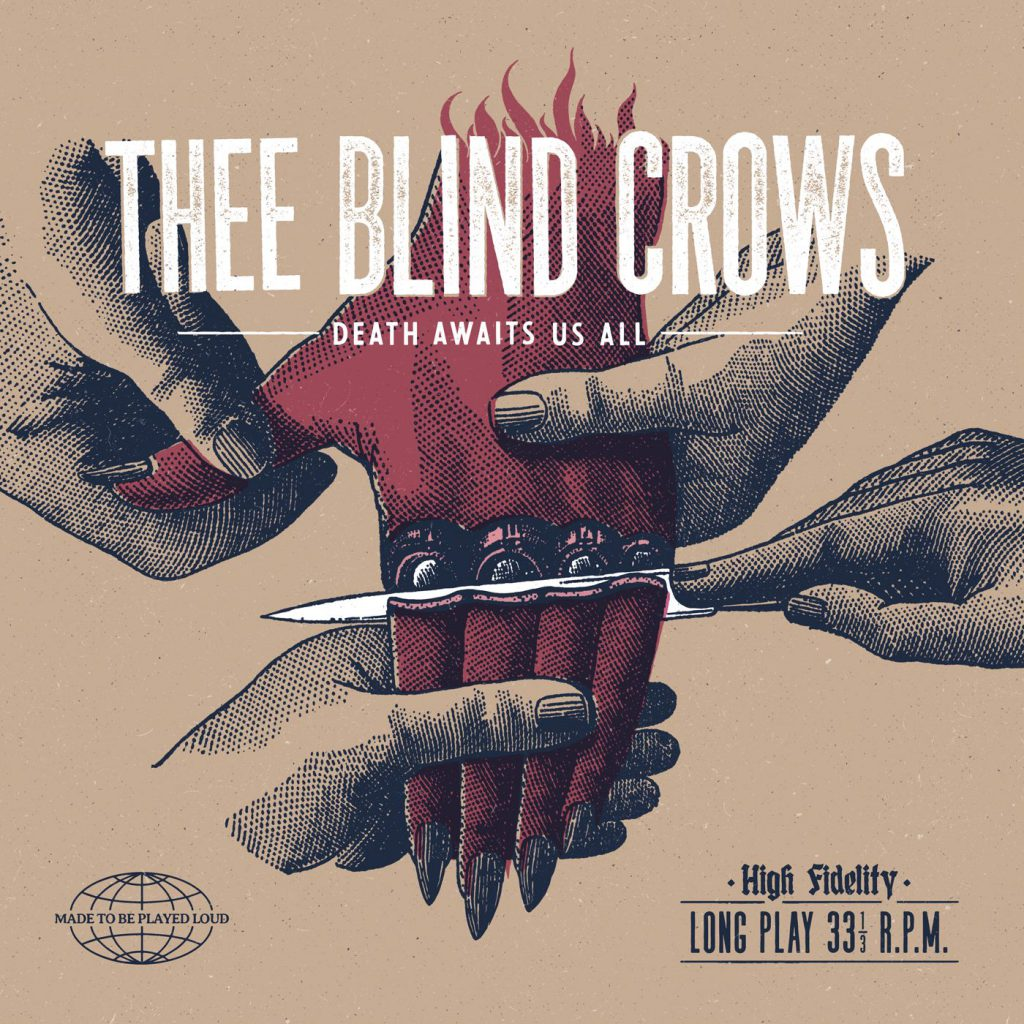 THEE BLIND CROWS