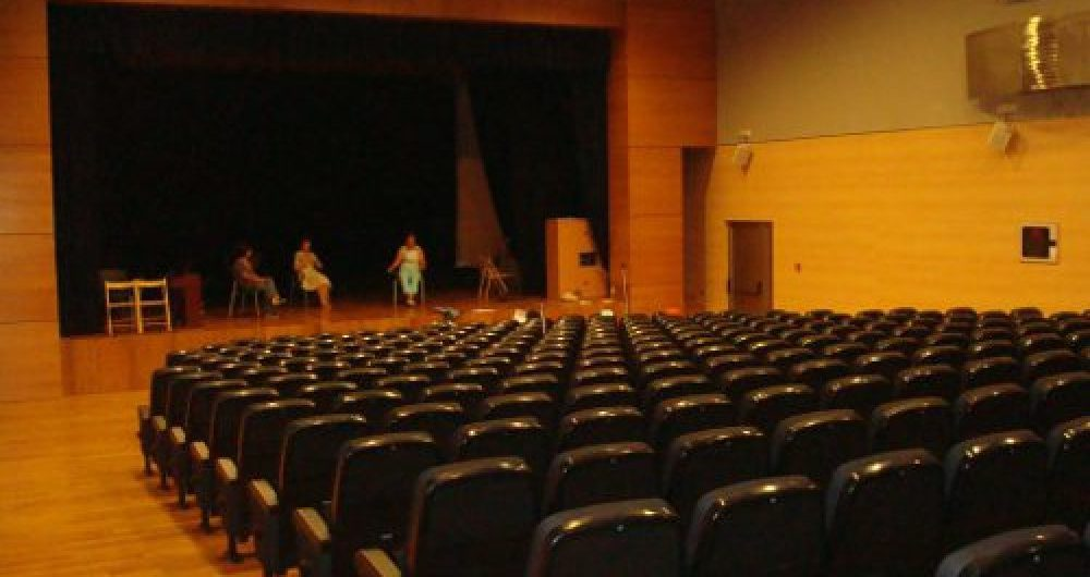 Auditorio Municipal da Xuventude