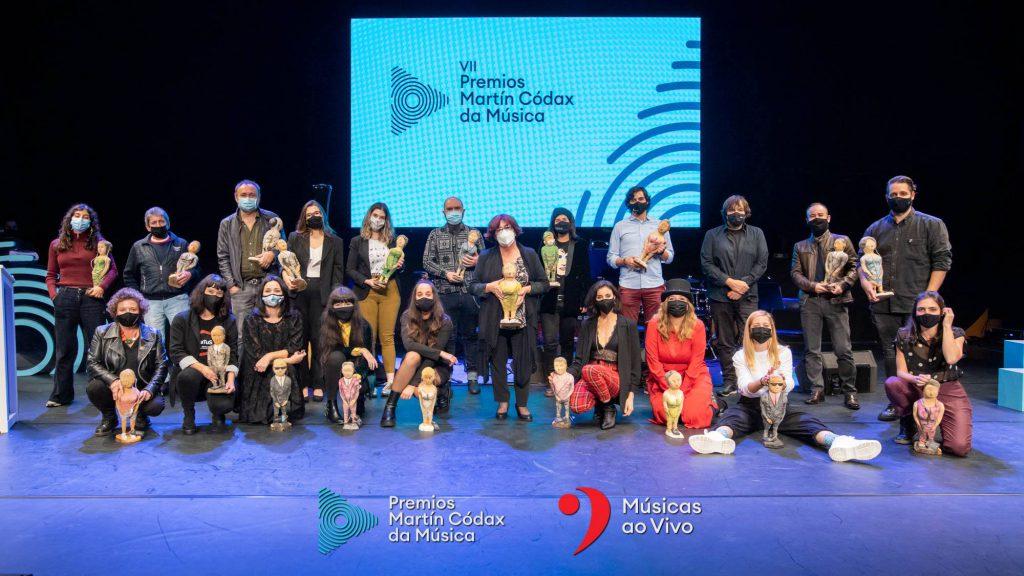 Premios Martín Códax da Música 2020