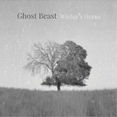 ghost beast - winters horns cd - portada